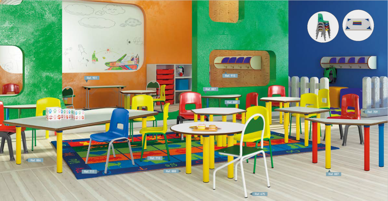 mobili rio infantil